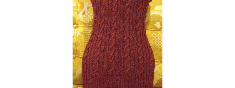 Finished Project :: Coffee Tunic