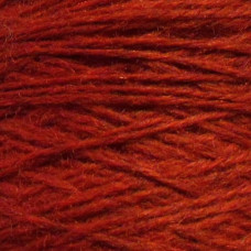 Deep Red Wool