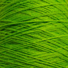 Bright Green Wool