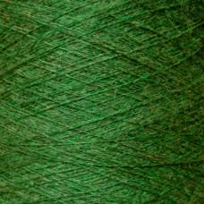 Heathered Green Alpaca