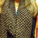 Bulky Seed Stitch Cowl