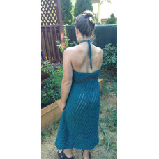 Summer Spiral Sundress
