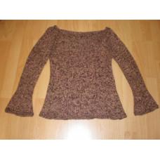 Bell Sleeve Raglan Pullover