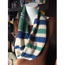 Tri-Color Striped Cowl Kit