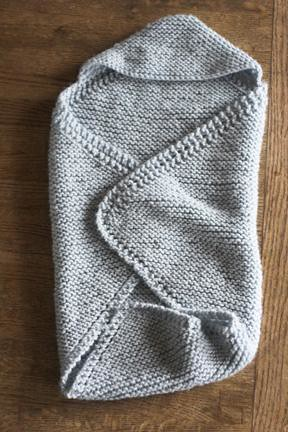 Hooded Baby Wrap