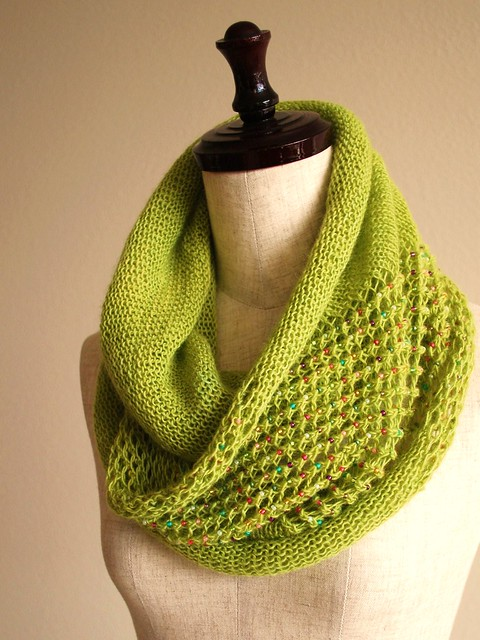 Jeweled Cowl