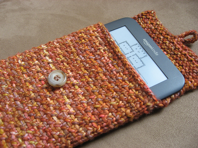Sturfy & Cushy Kindle Sleeve