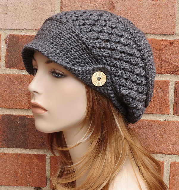 Finley Newsboy Hat