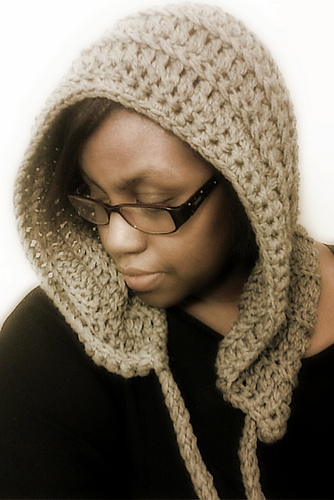 Quick and Easy Pixie Hood