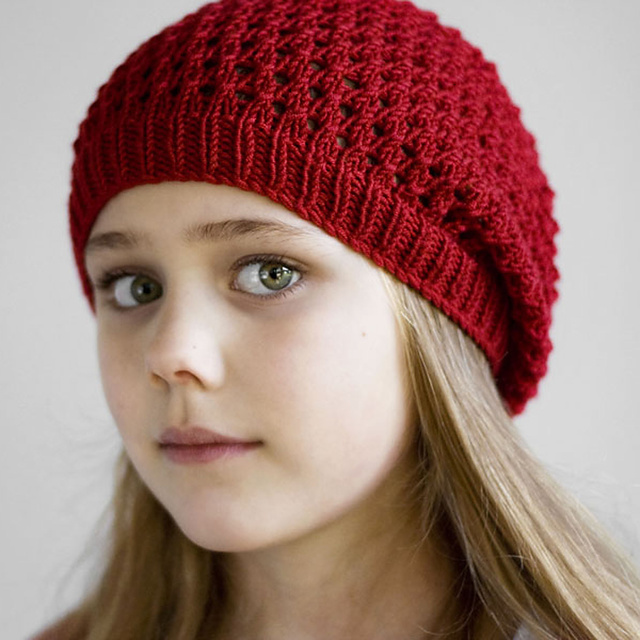Slouch Tuva Hat