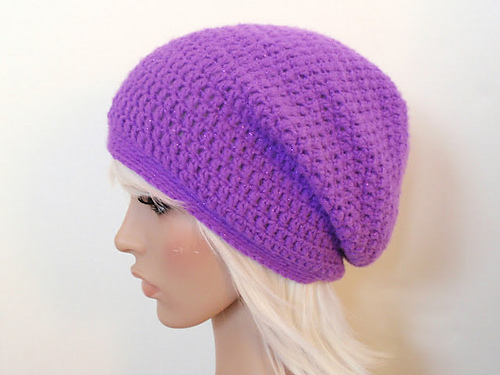 Really Easy Slouchy Beanie